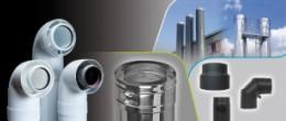 A Ventil épületgépészeti webáruház füstelvezetéshez szükséges árukínálata