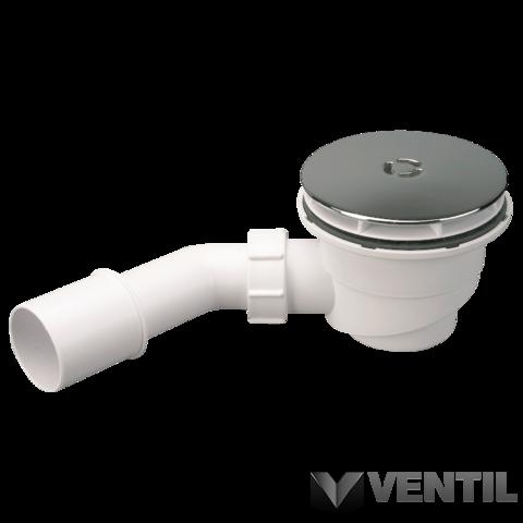 McAlpine zuhanytálca szifon 113 mm 40/50 króm