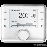 Bosch CW 400 programozható, időjáráskövető digitális termosztát
