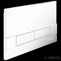 Schell Montus Board WC tartály nyomólap fehér