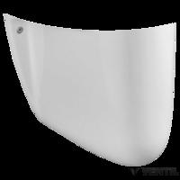 Alföldi Bázis mosdó szifontakaró fehér 4902