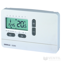 Eberle E200 programozható termosztát
