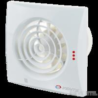 Vents 100 Quiet TH páraérzékelővel és időzítővel szellőztető ventilátor