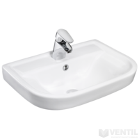 Alföldi Bázis mosdó 56 x 41 cm fehér 5116 59