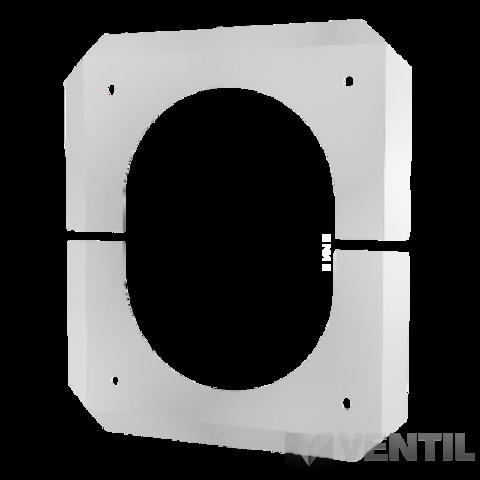 Almeva PPH/PPH kondenzációs LIL kétrészes takaró lemez 60/100