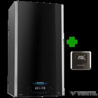 Ariston Alteas One Net 30 kombi kondenzációs fali gázkazán WiFi + CUBE szobatermosztát EU-ERP