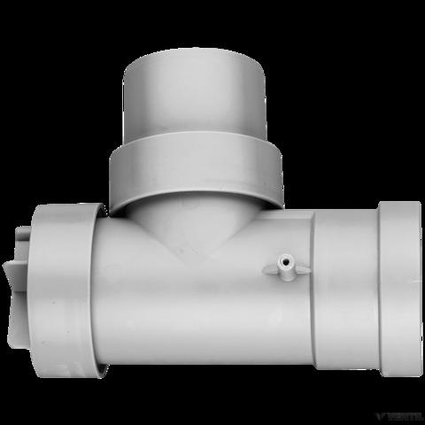 Bosch 80 mm-es T-idom vizsgálónyílással (AZB 624)