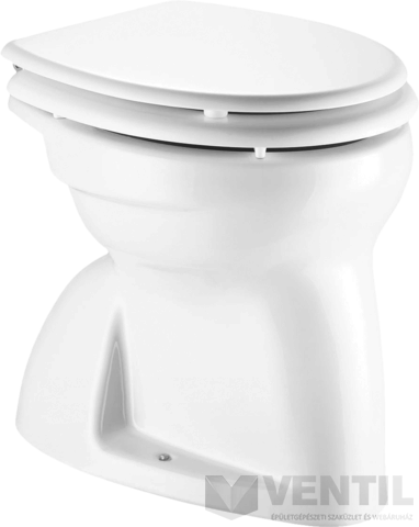 Alföldi Bázis WC csésze gyermek fehér alsó kifolyású 4004