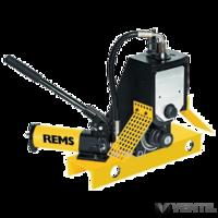REMS horony présgép Görgős hornyoló gép