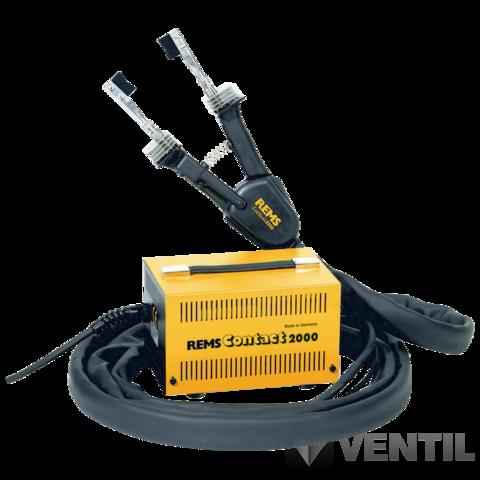 REMS Contact 2000 Super-Pack elektromos forrasztó szett