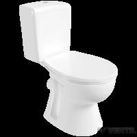 Alföldi Saval 2.0 álló, mélyöblítésű, hátsó kifolyású monoblokkos WC csésze