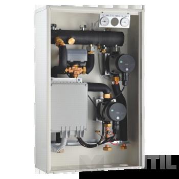 Immergas DIM V2 TOP ABT hidraulikus fűtési modul 1 kervert és 1 direkt zónához