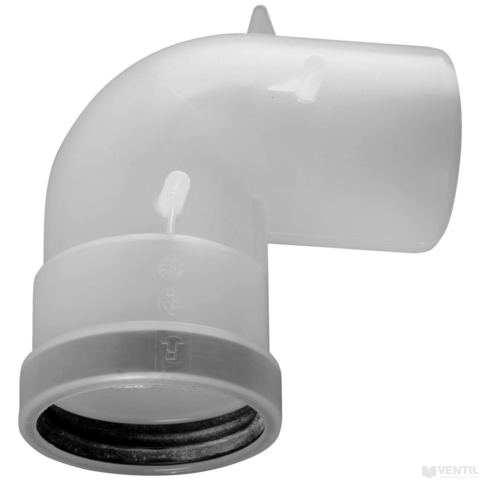 Bosch 80 mm-es 90°-os ív (AZB 619)