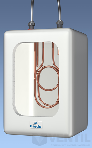 HAJDU FTA10 alsó szerelésű kisbojler