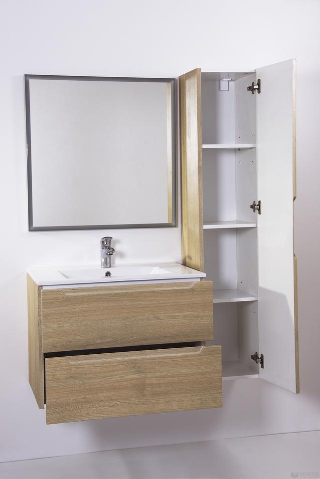 HB Elit 30L függesztett fürdőszoba szekrény 1400x300x305 mm (sonoma) 39daf442bb