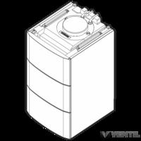 Remeha Calora 160SL EU ERP 160 literes rétegtároló