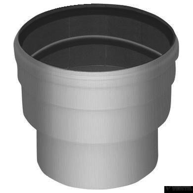 Bosch 100 - 130 mm-es égéstermék-elvezető bővítő adapter (AZB 871)