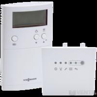 Viessmann Vitotrol 100 UTDB-RF2 programozható rádiófrekvenciás termosztát