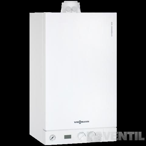 Viessmann Vitodens 100-W 19KW EU ERP fűtő kondenzációs gázkazán