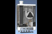 Hajdu HGK 36 EU ERP kondenzációs kombi gázkazán
