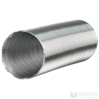 Vents Aluvent felxibilis szellőző cső 100/1m