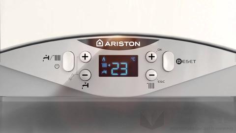 Ariston Cares Premium 24 EU ERP kombi kondenzációs kazán