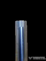alu füstcső 112/1000-es