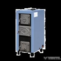 Celsius P-V30 vegyestüzelésű kazán nagy ajtós kivitel