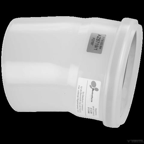 Bosch 125 mm-es 15°-os ív (AZB 719/1)