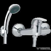 Ferro Vasto egykaros zuhany csaptelep zuhanyszettel