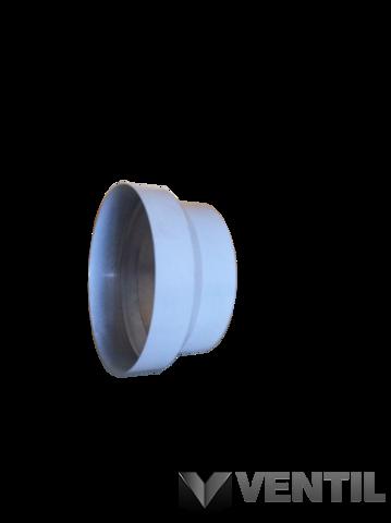 alu szűkítő 132/112 fehér