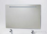 HB DV. Fondo 2 fürdőszoba tükör 700x550 mm (LED világítással)