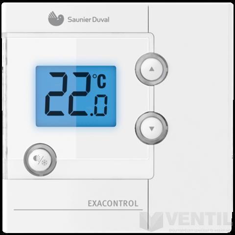 Saunier Duval Exacontrol digitális termosztát