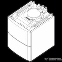 Remeha Calora 100HL EU ERP 100 literes rétegtároló