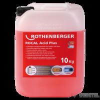 Rothenberger ROCAL Chemie vízkőoldó koncentrátum 10kg