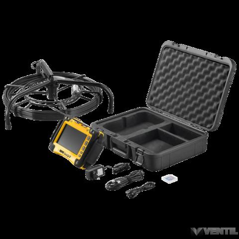 REMS CamSys 2 Set S-Color S 30 H kamerás ellenőrző rendszer hangfelvétellel