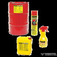REMS Sanitol szintetikus, ásványolaj mentes menetkenő anyag, 5 liter