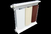 Romantik Plus fehér szinterezett aluminium radiátor 300mm kötéstáv 1 tagos