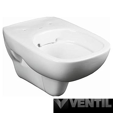 Kolo Style Rimfree mélyöblítésű fali WC csésze perem nékül