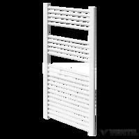 Sanica 400X700 íves törölközőszárító radiátor fehér