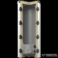Reflex Storatherm Heat HF 300/R_C csőkígyó nélküli puffertartály szigeteléssel, tisztítónyílással, ezüst, 300L