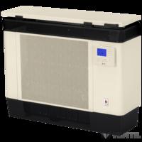 Fég F8.60 EF parapetes fali gázkonvektor, beige, termosztáttal, EU-ERP