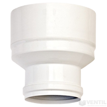 Ariston 80/125 mm - 80 mm-es PP szűkítő idom