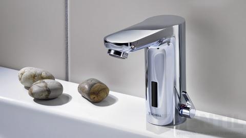 Schell Celis E álló automata (infrás) mosdó csaptelep hideg vízre, króm, hálózati
