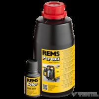 REMS Peroxi Color fertőtlenítő oldat piros festékkel és pipettával