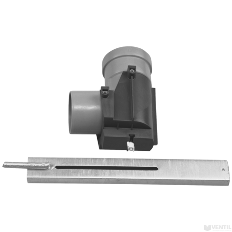 Bosch 80 mm-es 90°-os támasztóív tartósínnel (AZB 1373)