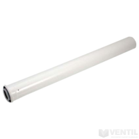 Viessmann cső 1m 60/100 pps/alu