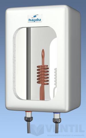HAJDU FT5 felső szerelésű kisbojler