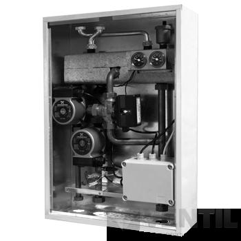 Beretta CONNECT BASE LE MIX 2 hidraulikus fűtési modul