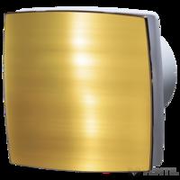 Vents 100 LDA dekor szellőztető ventilátor arany